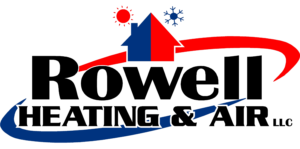 rowell heating and air logo