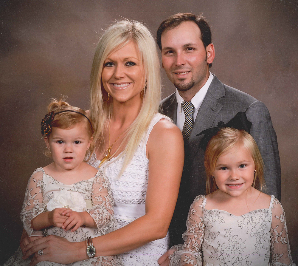 rowell heating air family picture